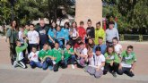 El Colegio Reina Sofía y el IES Prado Mayor de Totana se proclamaron campeones regionales de Petanca de Deporte Escolar