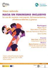 Dar visibilidad y voz a las mujeres inmigrantes y de minorías étnicas