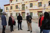 Diego Conesa: 'El Gobierno regional debe atender la propuesta del Ayuntamiento de Ricote para poner en valor el albergue de La Calera'