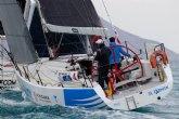 El Carmen-Elite Sails, a unas 30 millas de la línea de llegada en Altea
