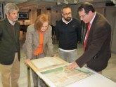 San Javier muestra los ´tesoros´ de su Archivo Histórico en la exposición ´Ventanas al tiempo´