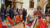 La consejera de Educación y Universidades participa en actividades en colegios con motivo de la Semana Santa