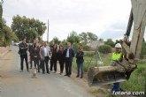Comienzan las obras de mejora de la carretera de acceso al yacimiento de La Bastida, con una inversión de más de medio millón de euros