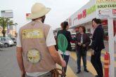 Juana Lasso gana la 'Compra-Récord' organizada por la Cámara de Comercio de Lorca y Puerto Lumbreras