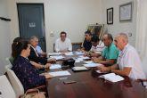El Ayuntamiento solicita a la Delegaci�n del Gobierno refuerzos de Guardia Civil para la fiesta de Los Mayos