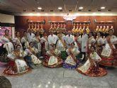 La Reina de la Huerta 2018 y su corte de damas visitan las instalaciones de ELPOZO ALIMENTACI�N