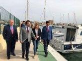 La ampliación de la concesión del puerto de Lo Pagán permitirá abrir nuevas rutas marítimas de transporte entre San Pedro del Pinatar y La Manga