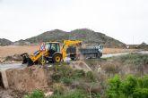 La comunidad inicia obras de mejora en la carretera de la Pinilla