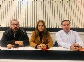 Ciudadanos pide que se vuelva a licitar el contrato de mantenimiento y limpieza de zonas verdes en Las Torres de Cotillas
