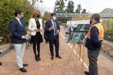 La Comunidad adjudica la rehabilitación del puente de hierro de Archena, que realzará esta icónica infraestructura