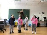 Un centenar de ni�os y ni�as participan estos d�as en las Escuelas de Semana Santa impulsadas por el Ayuntamiento y llevadas a cabo por el Colectivo El Candil