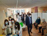 La ampliación del centro de salud Alcantarilla-Sangonera estará licitada antes de que acabe el año