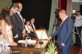 El Pleno de toma de posesi�n del segundo turno de gobierno municipal que presidir� Andr�s Garc�a C�novas ser� el 24 de junio