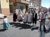 Los huertanos salen a la calle para festejar San Marcos