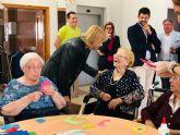 Más de 120 personas mayores son atendidas en dos centros residenciales dependientes del IMAS en Los Alcázares
