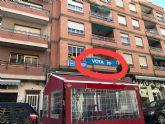 PSOE: 'La Junta Electoral de Zona ordena al PP la retirada de su pancarta, por incumplir la legislación electoral'