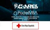 Padel Nuestro y PadelMBA se unen en la lucha contra el Covid-19