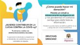 El Ayuntamiento de Alguazas pone en marcha un sistema para que los ciudadanos puedan realizar donaciones económicas para la lucha contra la COVID-19