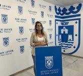 El Ayuntamiento de San Javier convoca ayudas económicas para favorecer la conciliación
