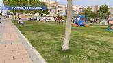 El PP solicita el vallado del parque `Maestra Mari Collado´ para evitar el peligro existente por la cercanía a la carretera
