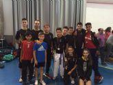 Triunfos de los clubes de atletismo, taekwondo y tenis de mesa