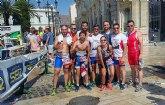 El Club Totana Triathlón participó en el Sertri Cartagena