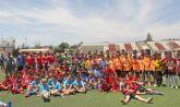Puerto Lumbreras acoge la VII edición del Torneo de Fútbol Base