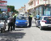 La Policía Local colabora en una nueva campaña de la DGT sobre control de la tasa de alcohol y presencia de drogas en conductores