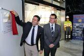 El alcalde de Alcantarilla inaugura las instalaciones del Instituto Superior de Formación Profesional Claudio Galeno Emergencias y Protección Civil