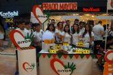 Alumnos del IES Prado Mayor participan en el 8º Minimarket de la Región de Murcia