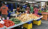 Se adelanta el mercadillo en El Paretón al jueves 8 de junio para no coincidir con la festividad del Día de la Región de Murcia