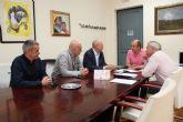 La reforma de la red el�ctrica en Alhama reducir� los cortes de suministro y aver�as