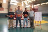 El Campus Quini García anima a practicar el baloncesto en Mazarrón
