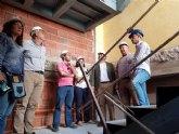 La Comunidad financia las obras de reforma de la Casa de Cultura de Fuente Álamo con 160.000 euros