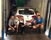 3 pilotos del Autom�vil Club Totana compiten este fin de semana en Canarias