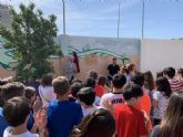 El colegio Nuestra Señora de la Consolación ya luce la placa que lo acredita como 'Escuela Verde'