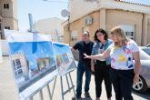 Nuevo proyecto de mejora en la accesibilidad y entorno del local social y centro m�dico de Cañada de Gallego