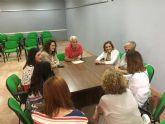 San Javier albergará el tercer Punto de Encuentro Familiar para la atención a víctimas de violencia de género, en la Región de Murcia