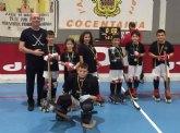 �xito rotundo del Club Hockey Patines de Totana en la Copa Federaci�n de Valencia