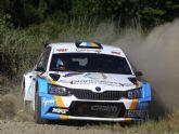 Quintana y Mujica se confirman en el Rally Terra da Auga