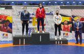 La luchadora Carla Lera consigue Oro en el Torneo Internacional Bucarest