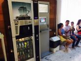 Se aprueba el pliego para contratar la instalación y explotación de máquinas expendedoras de bebidas y otros productos