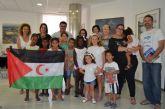 Cinco niños saharauis disfrutarán  este verano de unas vacaciones en paz en San Javier