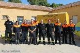 Protección Civil de Totana ofrecerá apoyo logístico en caso de grandes emergencias