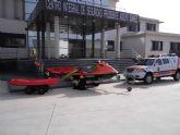 El Servicio de Protección Civil de San Pedro del Pinatar  incorpora nuevo equipamiento