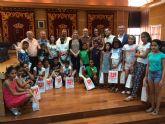 Molina de Segura recibe a los niños saharauis de los campamentos de refugiados que participan en el programa Vacaciones en Paz en la Región de Murcia