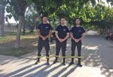 Protección Civil pone en marcha un dispositivo de vigilancia en parques y jardines de Puerto Lumbreras