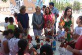 La escuela de verano beneficia a más de 360 niños en los colegios de Los Antolinos y Los Pinos