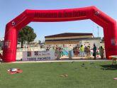Los cursos de natación en las piscinas municipales del municipio superan los 600 participantes