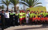 El Plan Copla presta servicio en 18 puestos de primeros auxilios y vigilancia de San Javier
